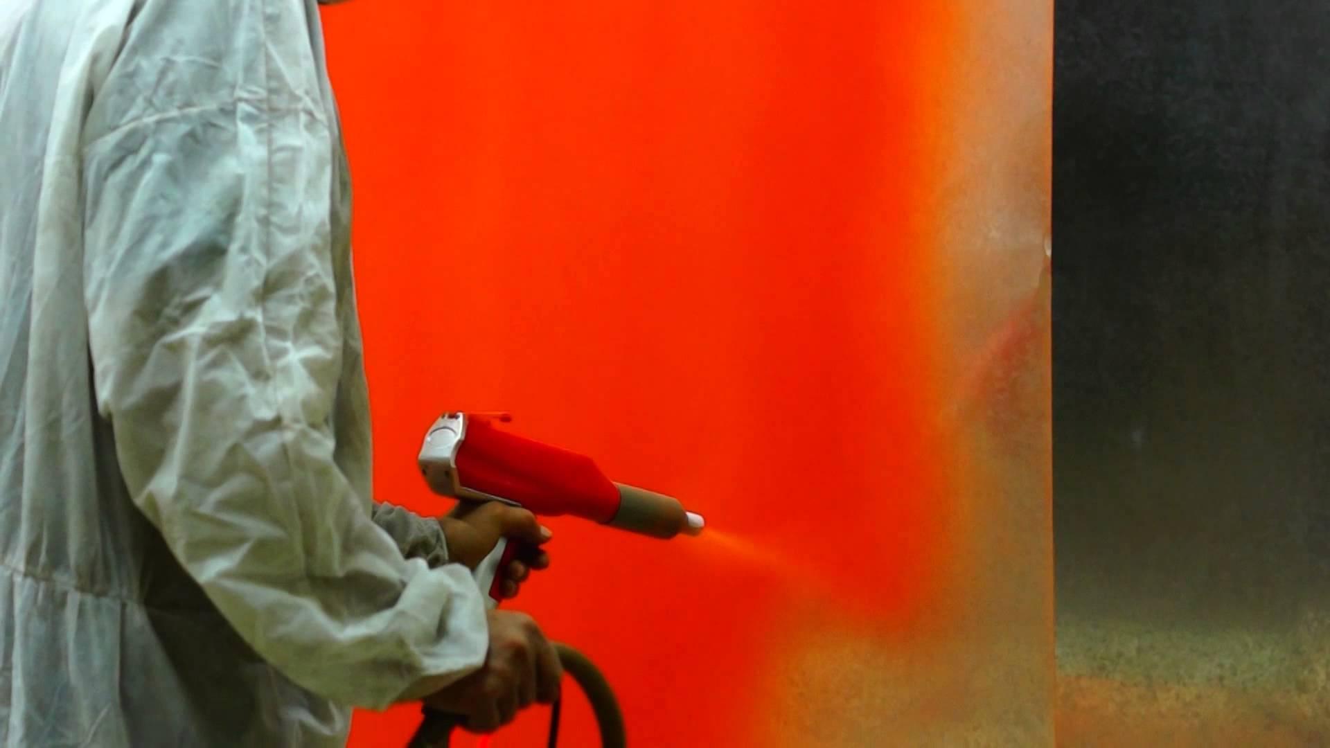 Краска для металла в домашних условиях 142